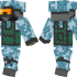 Modern Warfare 2 Ranger Skin for Minecraft