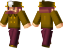 Old Notch Skin for Minecraft
