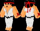 Ryu Skin for Minecraft