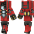 Starcraft SCV Skin for Minecraft