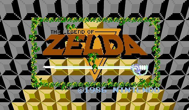 a3e6f  Classic zelda texture pack [1.5.2/1.5.1] [16x] Classic Zelda Texture Pack Download