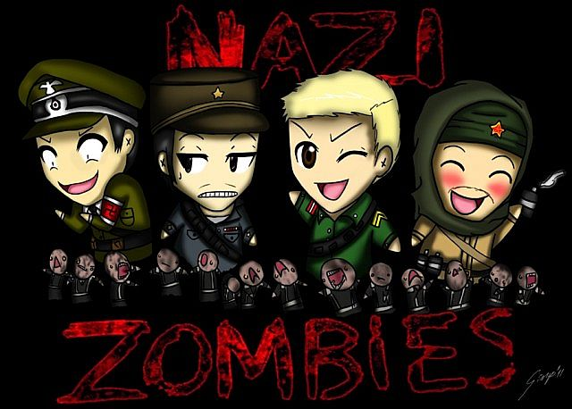 a8a90  Nazi zombies texture pack [1.4.7] [256x] Nazi Zombies Texture Pack Download