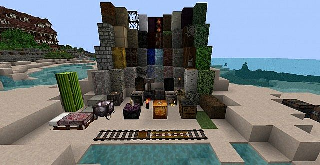 ae36b  Moray texture pack 4 [1.5.2/1.5.1] [16x] Moray Texture Pack Download