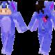 Eeyore Skin for Minecraft