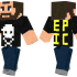 Epic Meal Time Skin for Minecraft
