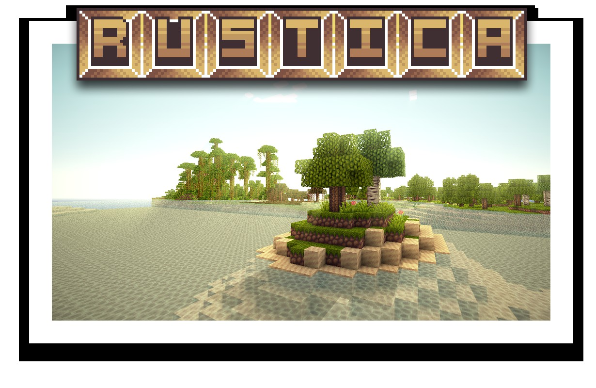 c1ac2  Rustica texture pack [1.5.2/1.5.1] [16x] Rustica Texture Pack Download