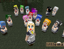 [1.7.10] LittleMaidMob Mod Download