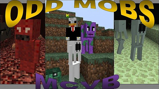 Odd Mobs Screenshots | Minecraft Forum