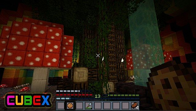 e815b  Cubex texture pack 2 [1.5.2/1.5.1] [16x] Cubex Texture Pack Download