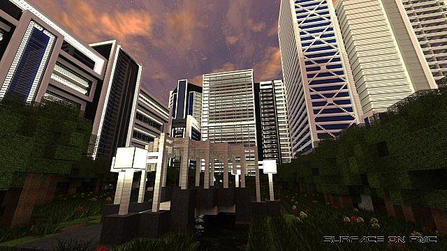ef214  Urbancraft texture pack 1 [1.5.2/1.5.1] [256x] UrbanCraft Texture Pack Download