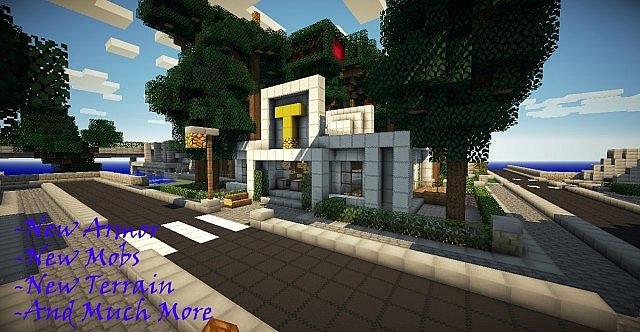 f704d  Zombie land texture pack 1 [1.4.7] [16x] Zombie Land Texture Pack Download