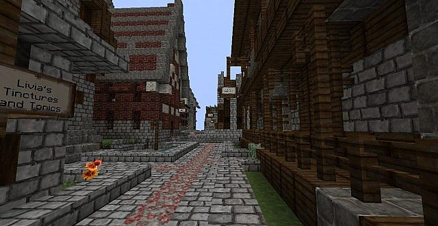 f7191  Moray texture pack 11 [1.5.2/1.5.1] [16x] Moray Texture Pack Download