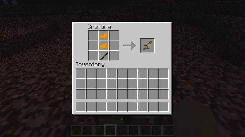 Fools Gold Mod