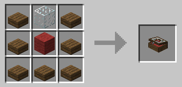 fd853  DKihMEC BiblioCraft Recipes