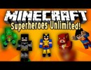 [1.5.2] Superheroes Unlimited Mod Download