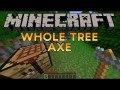 [1.8.9] Whole Tree Axe Mod Download