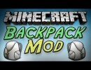 [1.6.4] Backpacks Mod Download