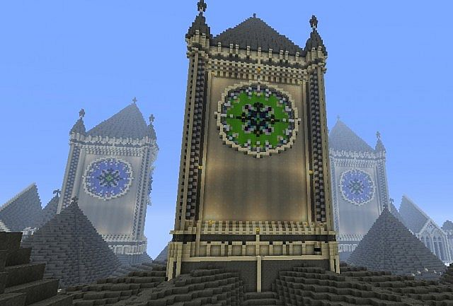 026b1  Kings Cathedral Map 7 Kings Cathedral Map Download