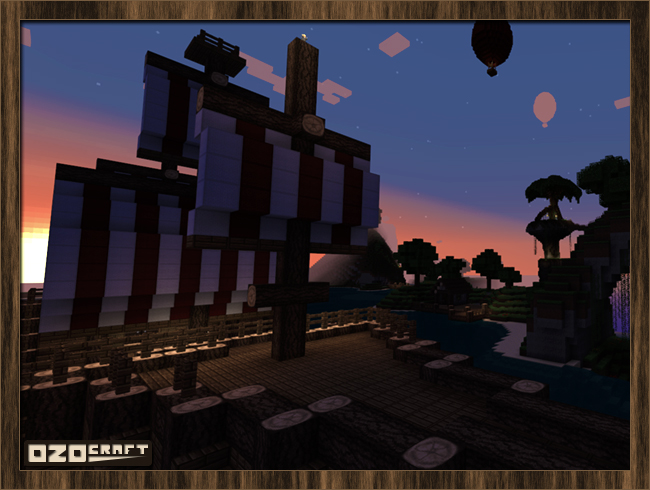 0cd9e  Ozocraft texture pack 2 [1.7.2/1.6.4] [32x] OzoCraft Texture Pack Download