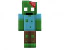 Pzombie Skin for Minecraft