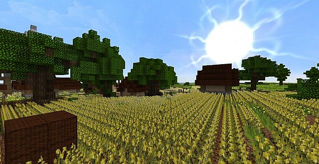 27b40  Elveland light texture pack 7 [1.4.7] [32x] Elveland Light Texture Pack Download