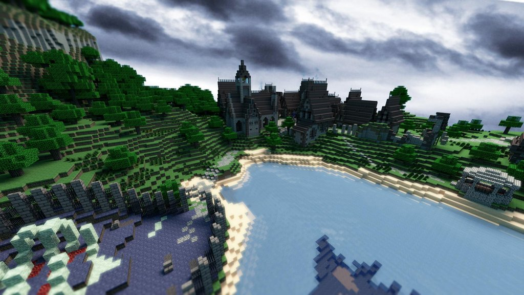 29ca1  Herobrine Return Adventure Map 5 [1.6.2] Herobrine's Return Adventure Map Download