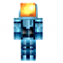 Space Explorer Skin for Minecraft