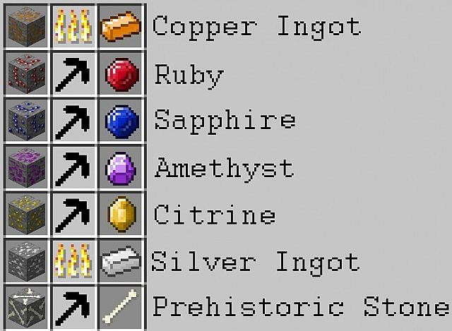 591cb  Ores and Coins Mod 9 Ores and Coins Screenshots