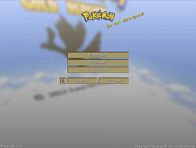 5e1e1  Pokemon gold texture pack 1 [1.7.2/1.6.4] [16x] Pokemon Gold Texture Pack Download