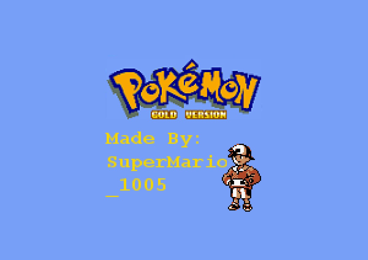 5e1e1  Pokemon gold texture pack [1.7.2/1.6.4] [16x] Pokemon Gold Texture Pack Download
