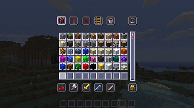 61726  Woollypack texture pack 1 [1.4.7] [16x] WoollyPack Texture Pack Download