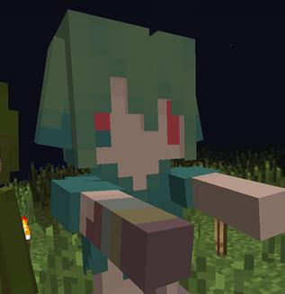 Cute craft minecraft mod