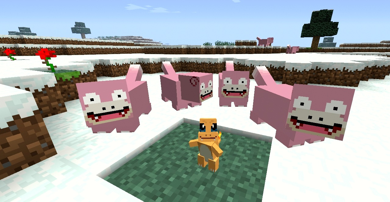 69d69  Pokecube Mod 1 [1.6.4] Pokécube Mod Download