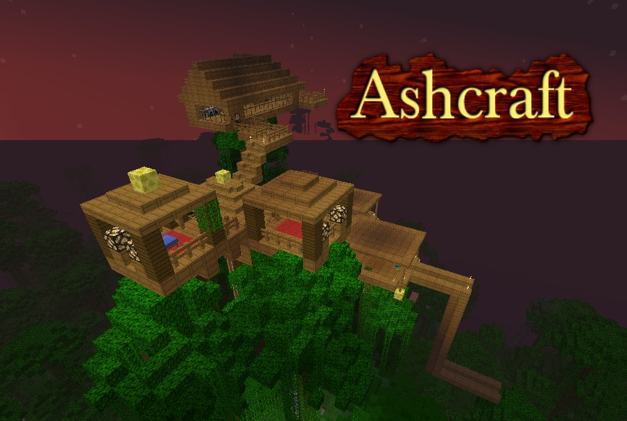 6b0a7  Ashcraft texture pack 1 [1.5.2/1.5.1] [16x] AshCraft Texture Pack Download