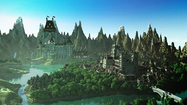 6fb6b  LEM Castle Map 2 LEM Castle Map Download