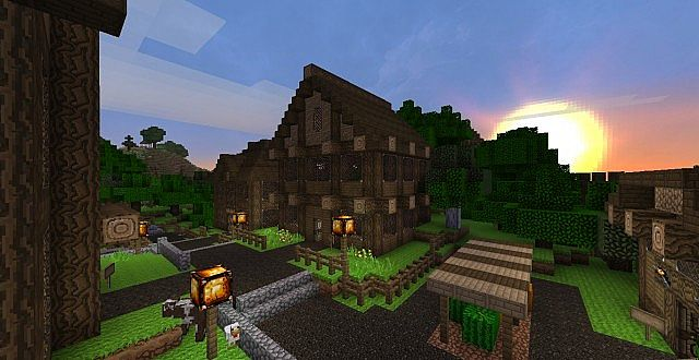 7076f  Elveland light texture pack 10 [1.4.7] [32x] Elveland Light Texture Pack Download