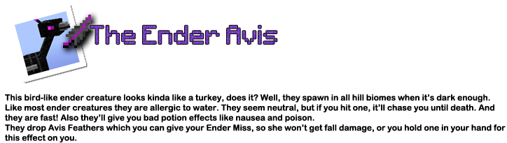 715c2  04 avis [1.5] EnderStuff Plus Mod Download