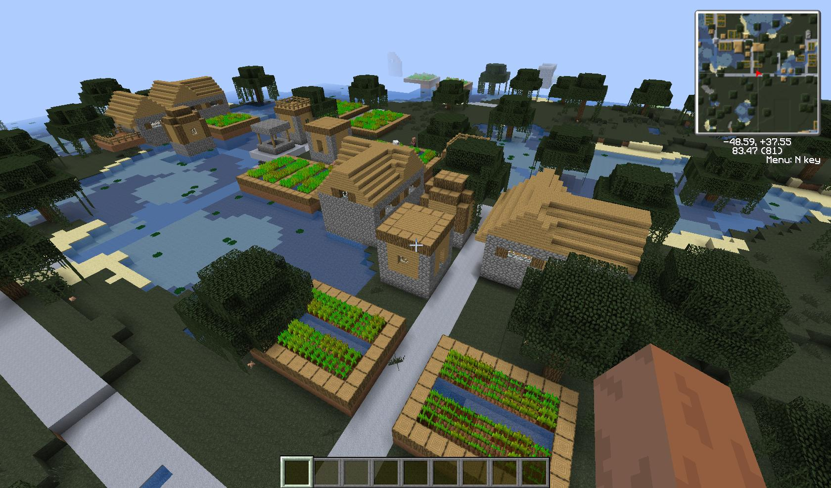 77c4b  More Village Biomes Mod 2 [1.6.1] More Village Biomes Mod Download