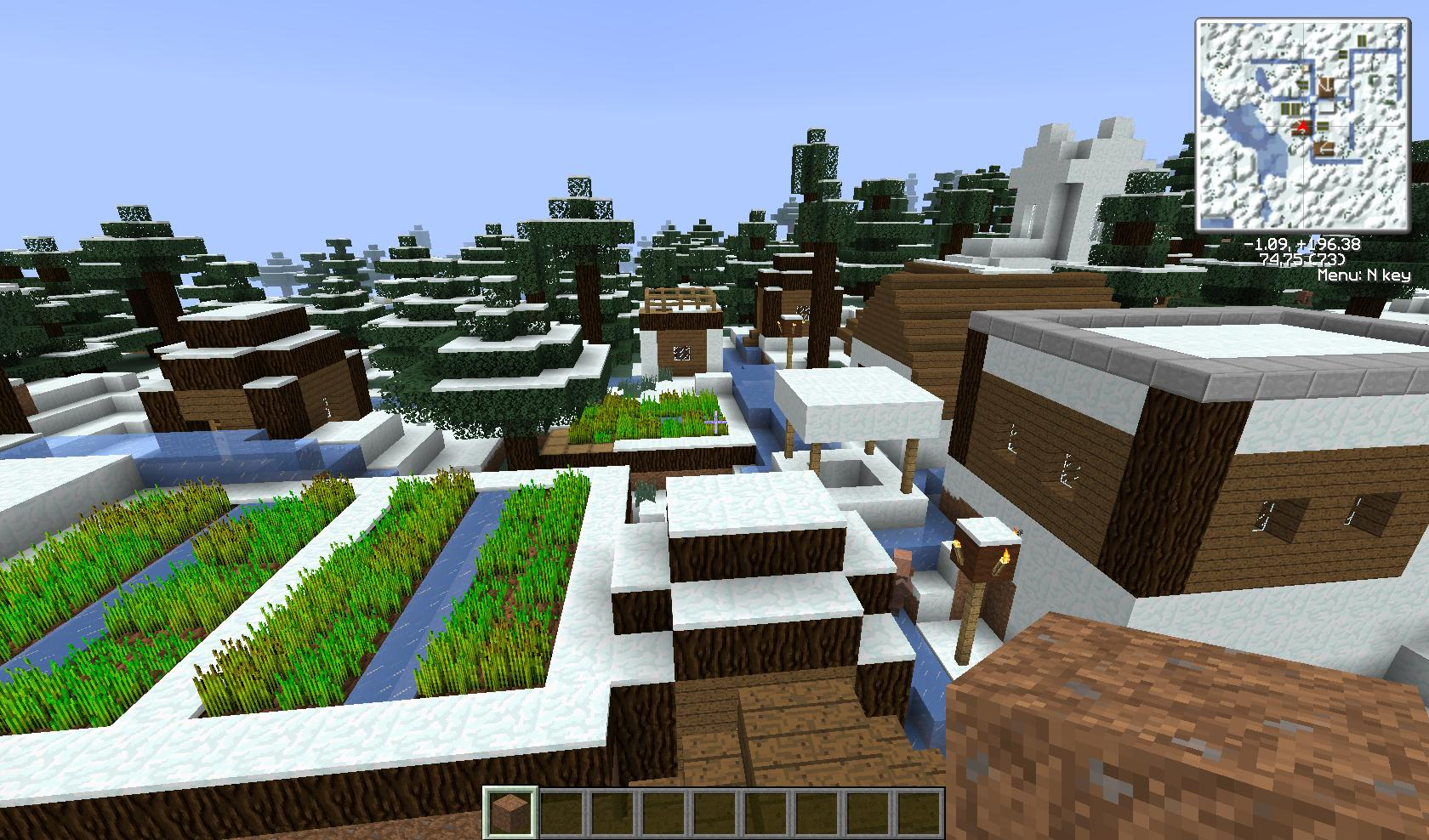 77c4b  More Village Biomes Mod 3 More Village Biomes Screenshots