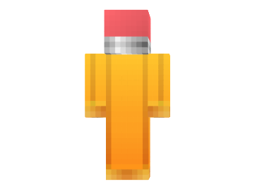 7eaff  Pencil skin Pencil Skin for Minecraft