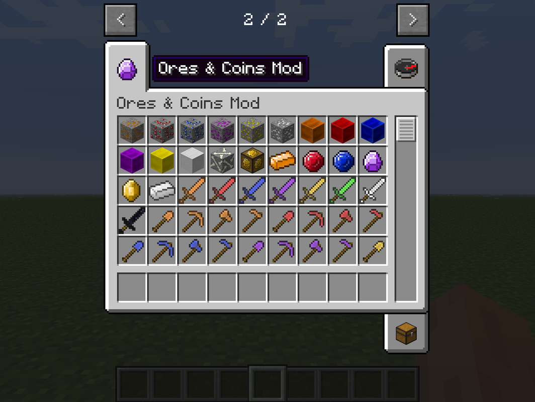 7f87f  7542402 orig Ores and Coins Screenshots