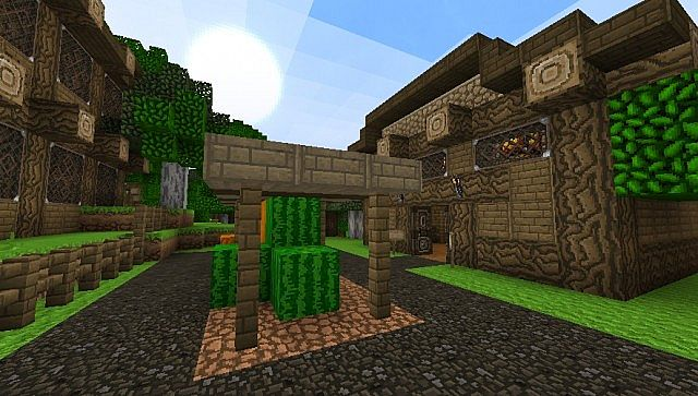 808ba  Elveland light texture pack 3 [1.4.7] [32x] Elveland Light Texture Pack Download