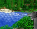 [1.4.7] [128x] Bow To Gun Texture Pack Download