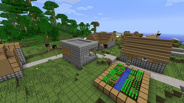 988ec  F3 texture pack 2 [1.4.7] [16x] F3 Texture Pack Download