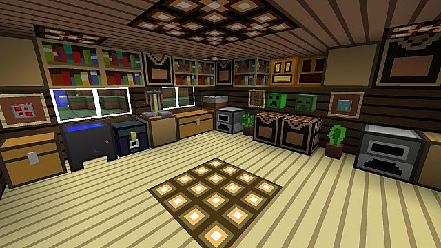 988ec  F3 texture pack [1.4.7] [16x] F3 Texture Pack Download