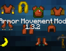 [1.6.2] Armor Movement Mod Download