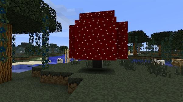 Pams Huge Mushroom Spawn Mod1 [1.5] Pam's Huge Mushroom Spawn Mod Download