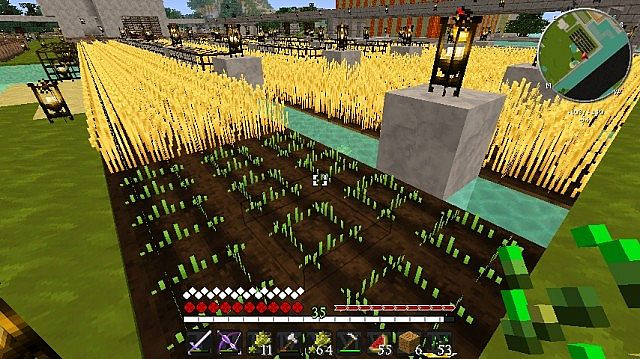 a71ed  Automatic Wheat Farmer Mod 1 [1.6.2] Automatic Wheat Farmer Mod Download