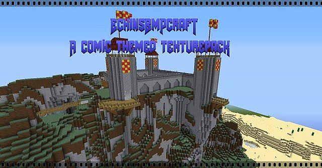 afb38  Echinsbmpcraft texture pack [1.4.7] [128x] EchinsBMPCraft Texture Pack Download
