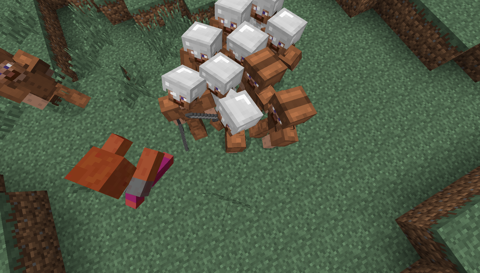 b7680  Defensive Villagers Mod 1 Defensive Villagers Screenshots